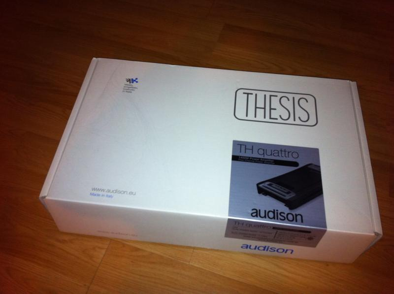 audison thesis th k3 orchestra price