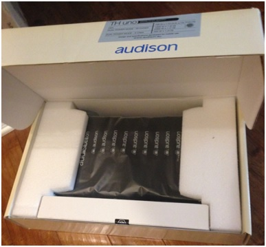 Audison Thesis TH Uno Amplifier Price US $3,999.00